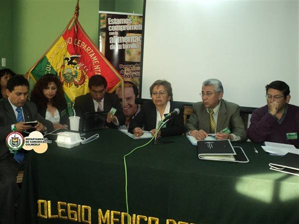 Congreso Departamental 2011